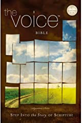 The Voice Bible, Personal Size, Paperback: Step Into the Story of Scripture Paperback