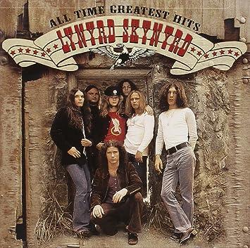 Lynyrd Skynyrd Lynyrd Skynyrd All Time Greatest Hits Amazon Com Music