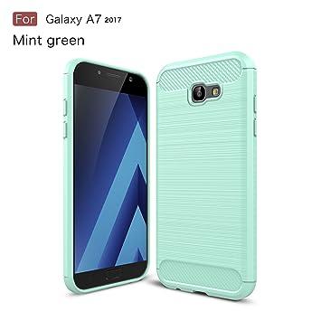 A7 2017 Funda , Carcasa para Samsung A7 2017 , Moevn Case ...