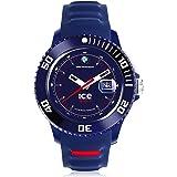[アイスウォッチ]ICE-WATCH BMW Motorsport by Ice-Watch - Sili - Dark Blue - Unisex BM.SI.DBE.U.S.13  【正規輸入品】