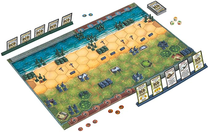 Memoir 44 Board Game SEALED UNOPENED FREE SHIPPING