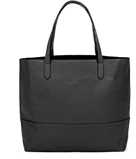 5413e4b5ab5 Overbrooke Large Vegan Leather Tote - Womens Slouchy Shoulder Bag with Open  Top
