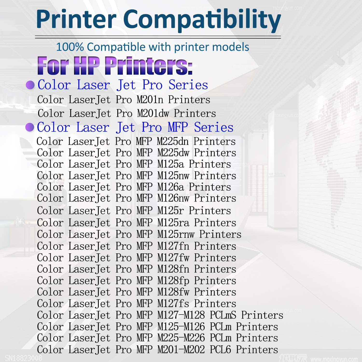 83A CF283A Compatible Toner Cartridge Replacement for HP Laserjet Pro M201n M201dw MFP M225dn M225dw M125a M125nw M126a M126nw Printer,Sold by SinaToner. Black 1-Pack
