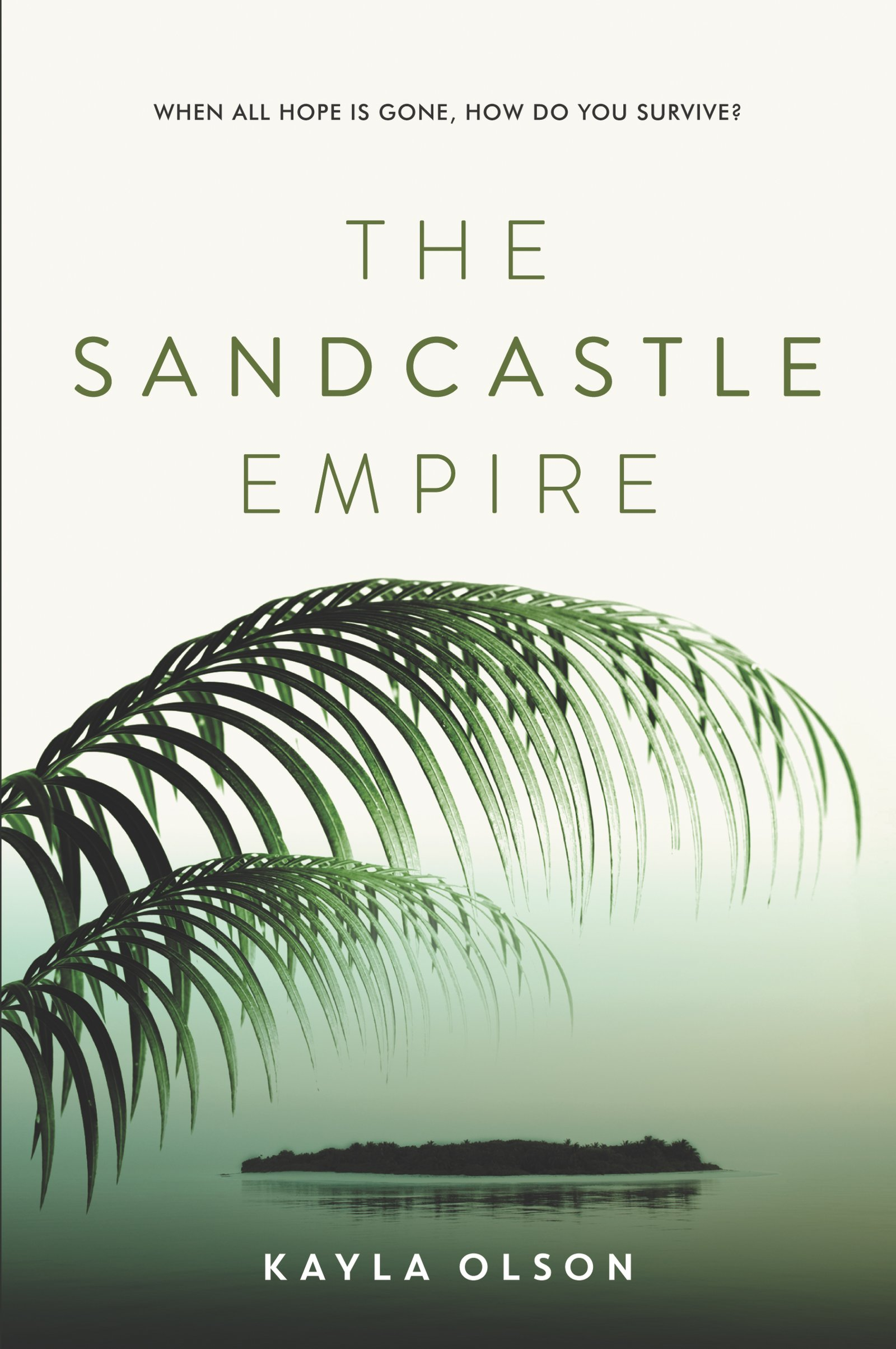 Amazon.com: The Sandcastle Empire (9780062484888): Olson, Kayla: Books