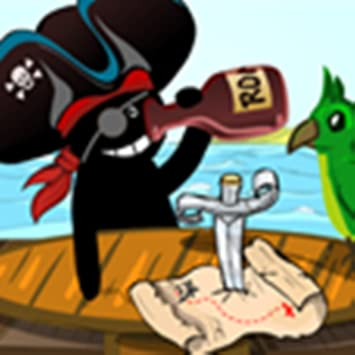 stickman games: Stickman Captain Blood