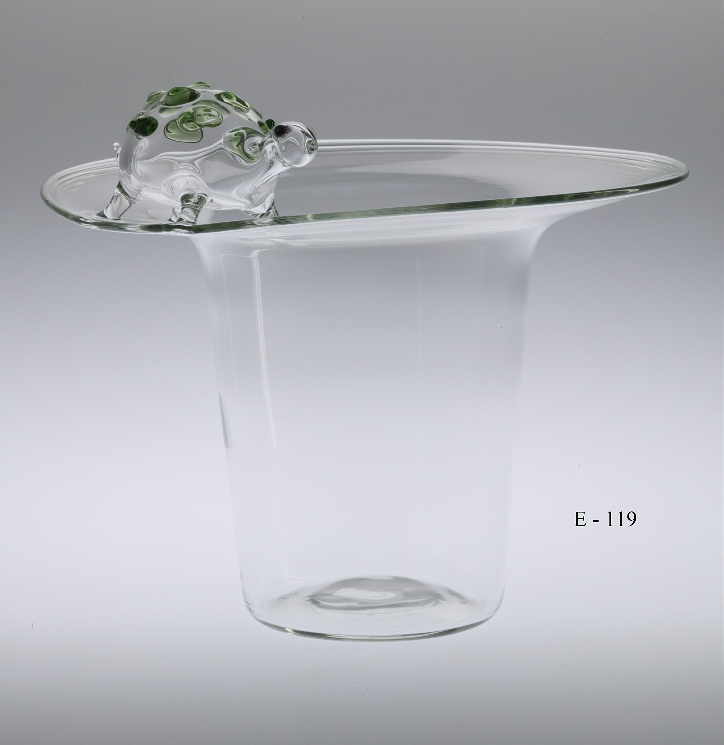 Massimo Lunardon - Unique Bowl for Pinzimonio salad. Hand-blown unique art glass