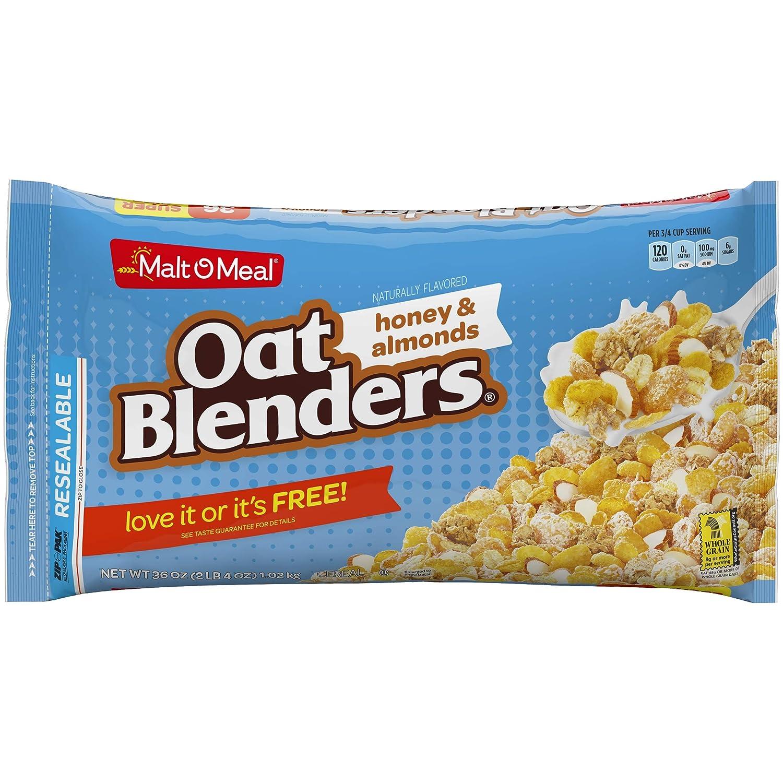 Paquete de 8 cereales para harina de mate, espumas de avena ...