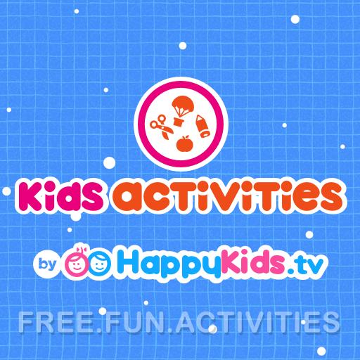Kids Activities by HappyKids.tv