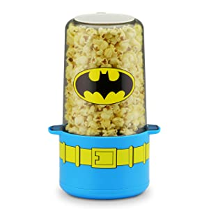 DC Batman Mini Stir Popcorn Popper