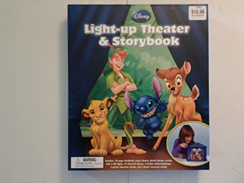 Disney Light-up Theater Storybook BTMS custom pub