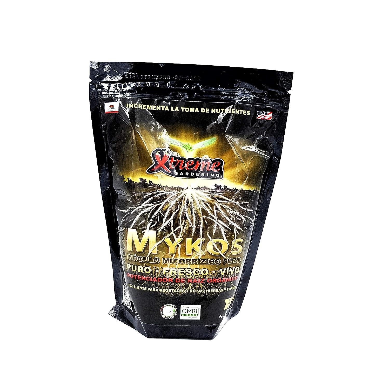Xtreme Gardening Mykos Pure Mycorrhizal - Mycorrhizae Beneficial Root 2.2 lb