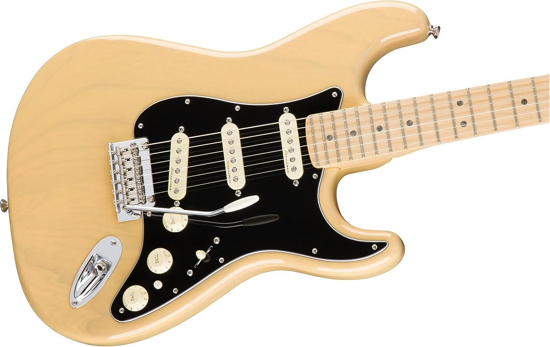 Fender 0147102307 Deluxe Stratocaster - Guitarra eléctrica con ...