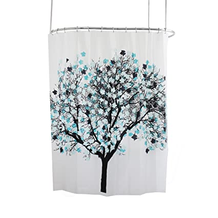 Splash Home EVA 5G Shower Curtain Liner Design For Bathroom Shower And  Bathtubs   Free Of