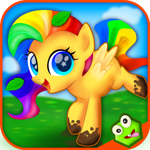 Little Pony Makeover - Kids Games