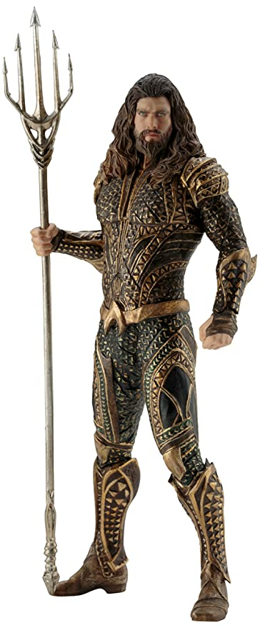 Film, TV & Videospiele Statue and Stand by Kotobukiya Aquaman Official New 52 ARTFX