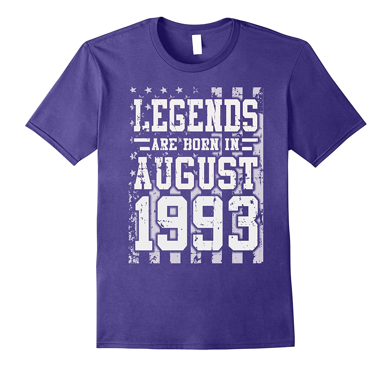 Legends Are Born In August 1993 Gift For 24 Yrs Years Old-Art