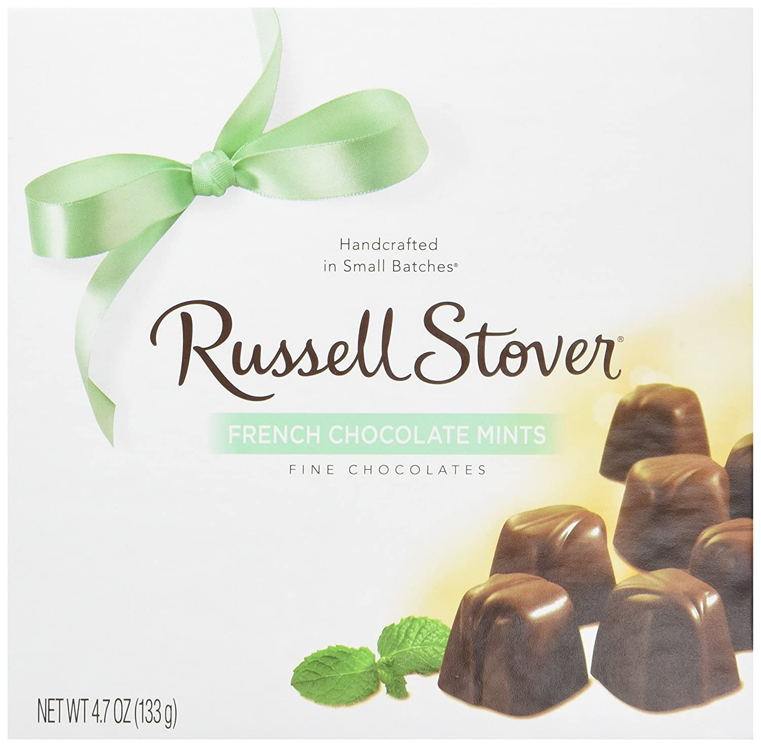 Amazon.com : Russell Stover French Choc Mints Box, 4.7 Ounce ...