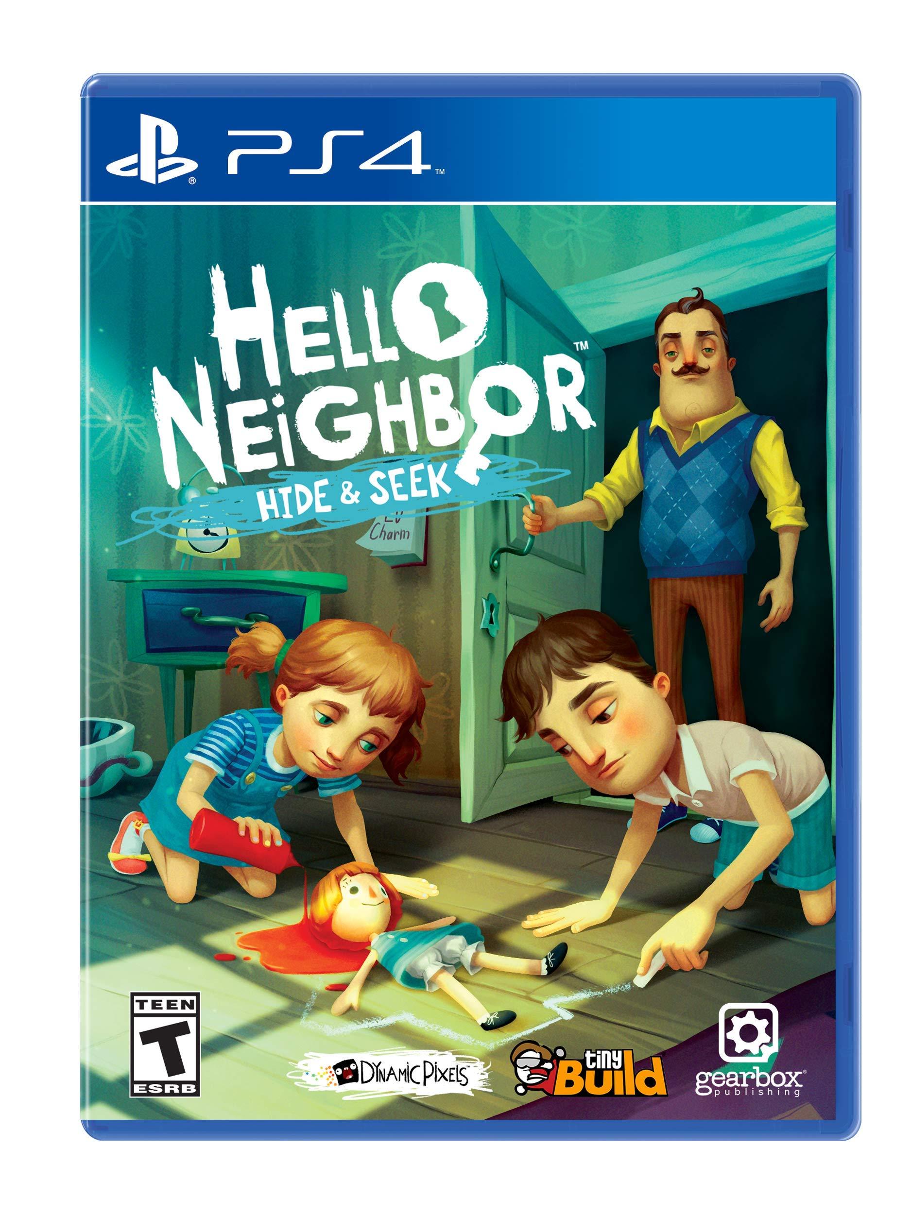 Hello Neighbor: Hide & Seek - Playstation 4