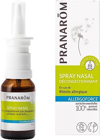 Pranarôm Allergoforce Spray Nasal 15ml: Amazon.es: Salud y cuidado ...