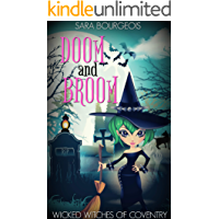 Doom and Broom (Wicked Witches of Coventry Book 2)