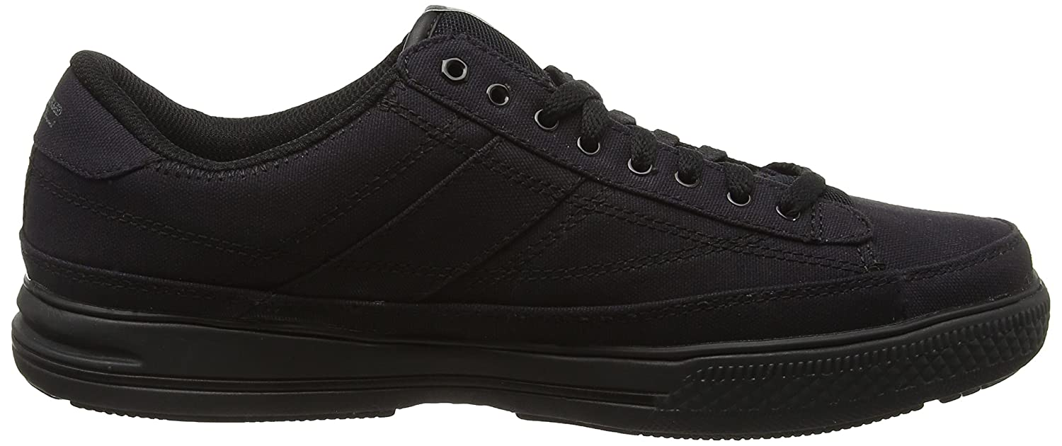 Skechers Men's Arcade - Chat MF Canvas W/ Gel-infused Mf: Amazon.ca: Shoes  & Handbags