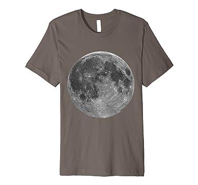 amazon com full moon t shirt clothing