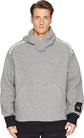 c1380a9ec adidas Y-3 by Yohji Yamamoto Mens Spacer Wool Hoodie at Amazon Men s ...