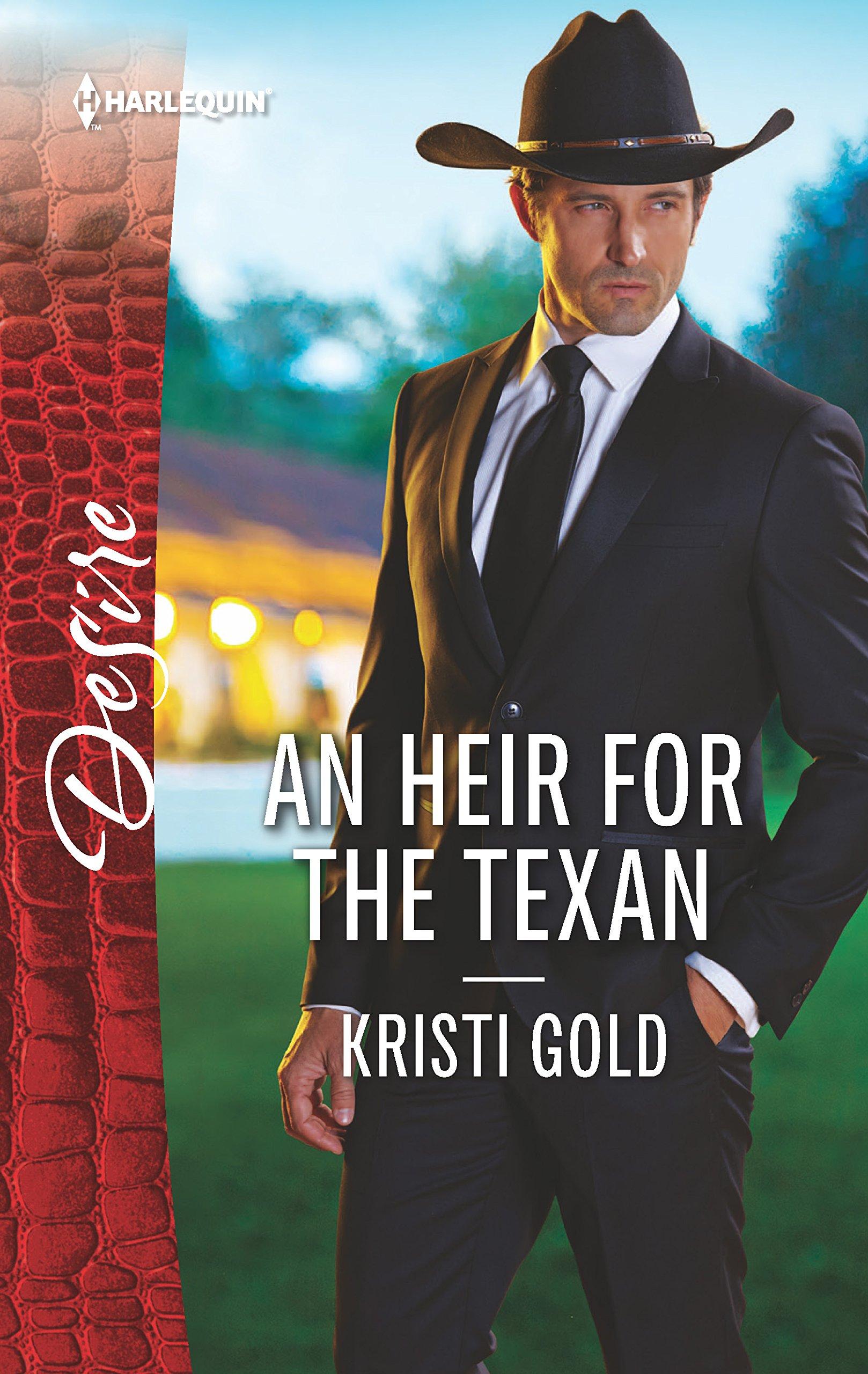 An Heir for the Texan (Texas Extreme) pdf epub