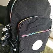 Kipling Seoul Go Laptop Zip Closure Vanity Fair Brands LP Kipling SlGLptp Pddd AdjstblStrps ZpClsr Padded Adjustable Backpack Straps