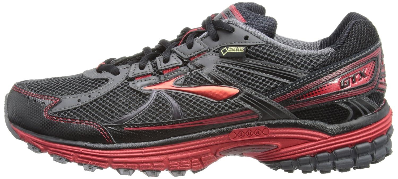 c2cd2dd3c0b Brooks Mens Adrenaline ASR 10 GTX Running Shoes 1101481D694 Black Anthracite  Lava 14 UK