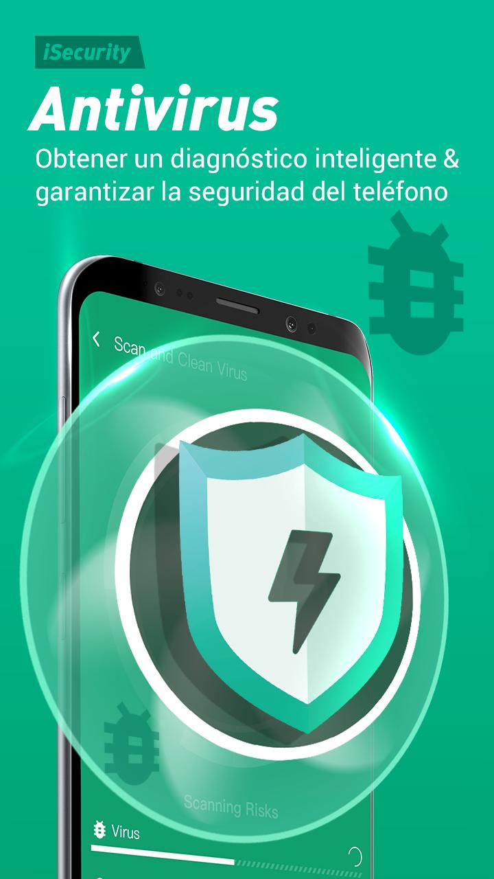 Antivírus, Matar Vírus, Tirar Vírus, iSecurity: Amazon.es: Appstore para Android