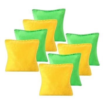 Amazon.com: Kuyou - Juego de 8 bolsas de maíz resistentes a ...