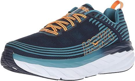 Deep Teal//Green Oasi - DTGO Bleu Hoka BONDI 6 UK Chaussures de Running pour Homme ..