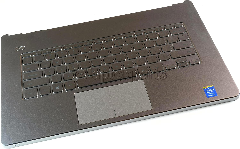 VFCXM Dell Inspiron 14-7437 Silver Palmrest