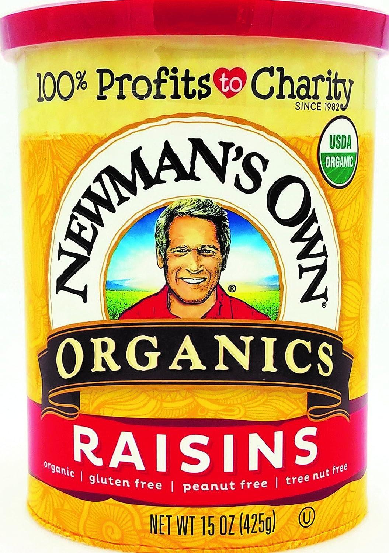 Raisins Canister 15 Ounces (Case of 12)