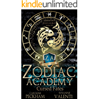 Zodiac Academy 5: Cursed Fates: An Academy Bully Romance (Supernatural Bullies and Beasts)