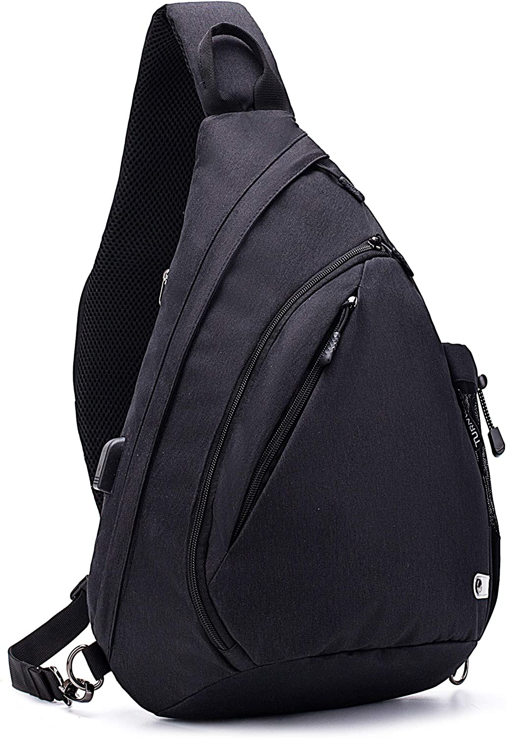 TurnWay Water-Proof Sling Backpack/Crossbody Bag/Shoulder Bag for Travel, Hiking, Cycling, Camping for Women & Men
