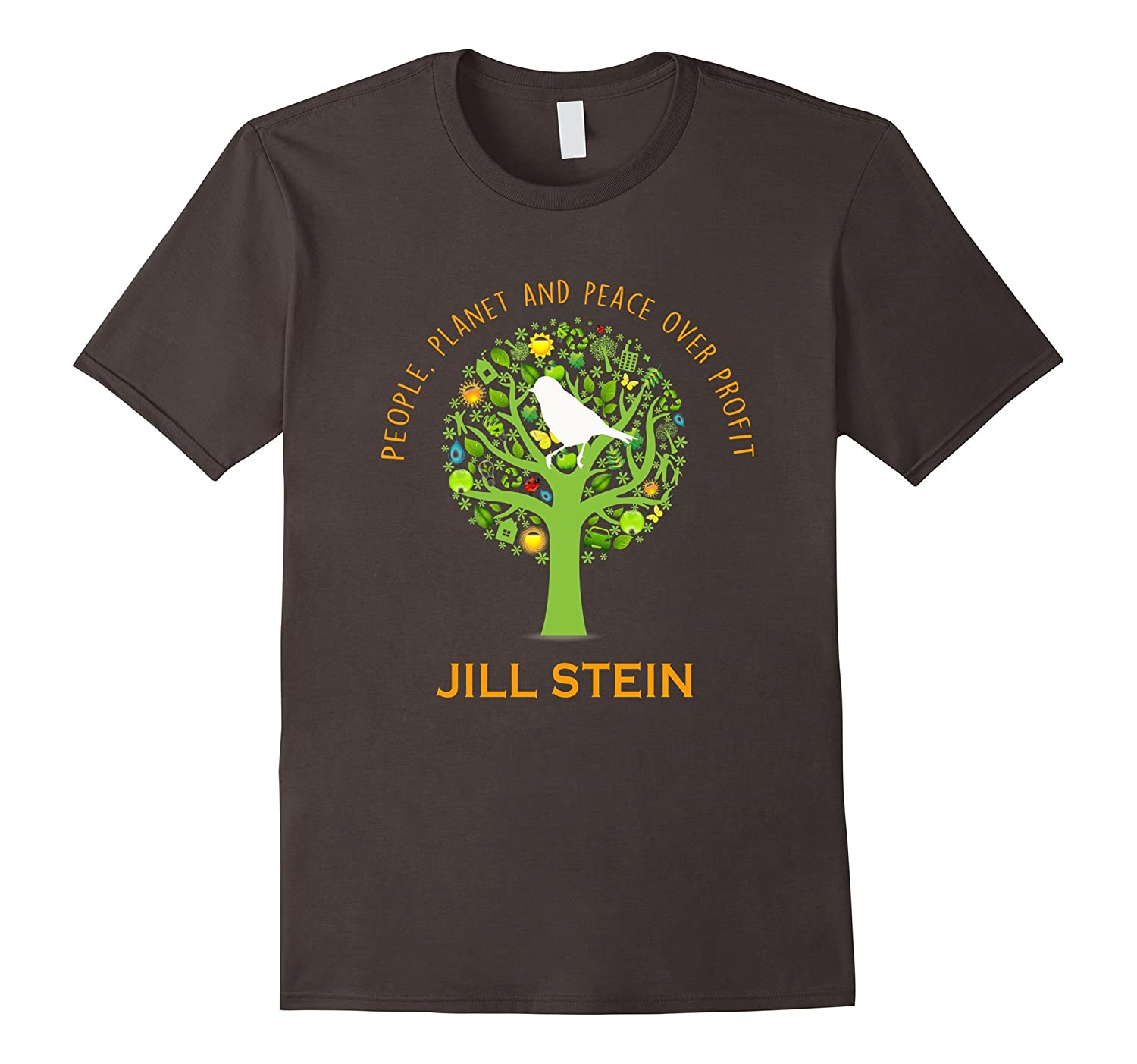 Jill Stein - People planet and peace over profit 2016-BN
