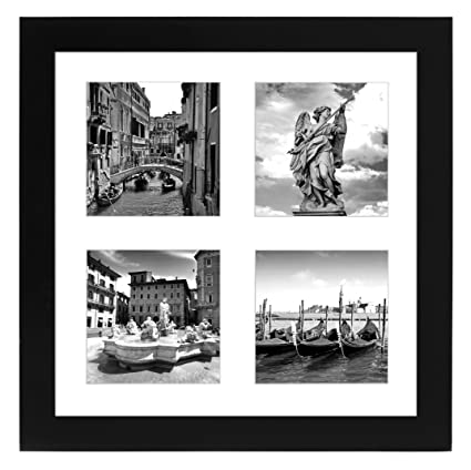 Amazon.com - Americanflat 10x10 Collage Picture Frame - Displays ...
