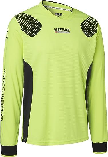 Derby Star Hombre Aponi Pro Camiseta de Portero: Amazon.es ...