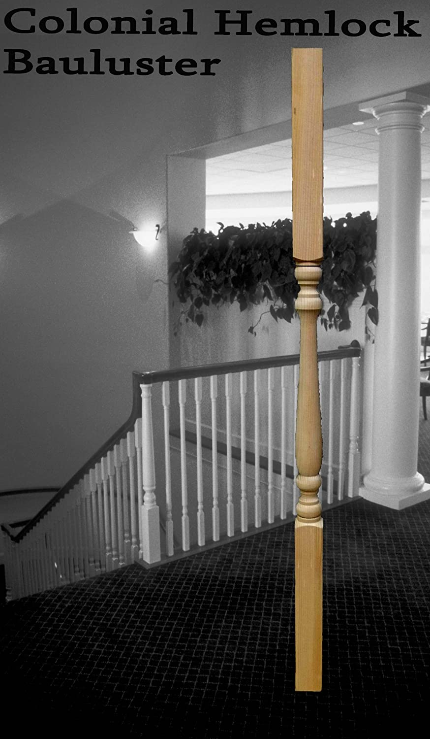 Williamsburg Staircase Baluster Spindle 31