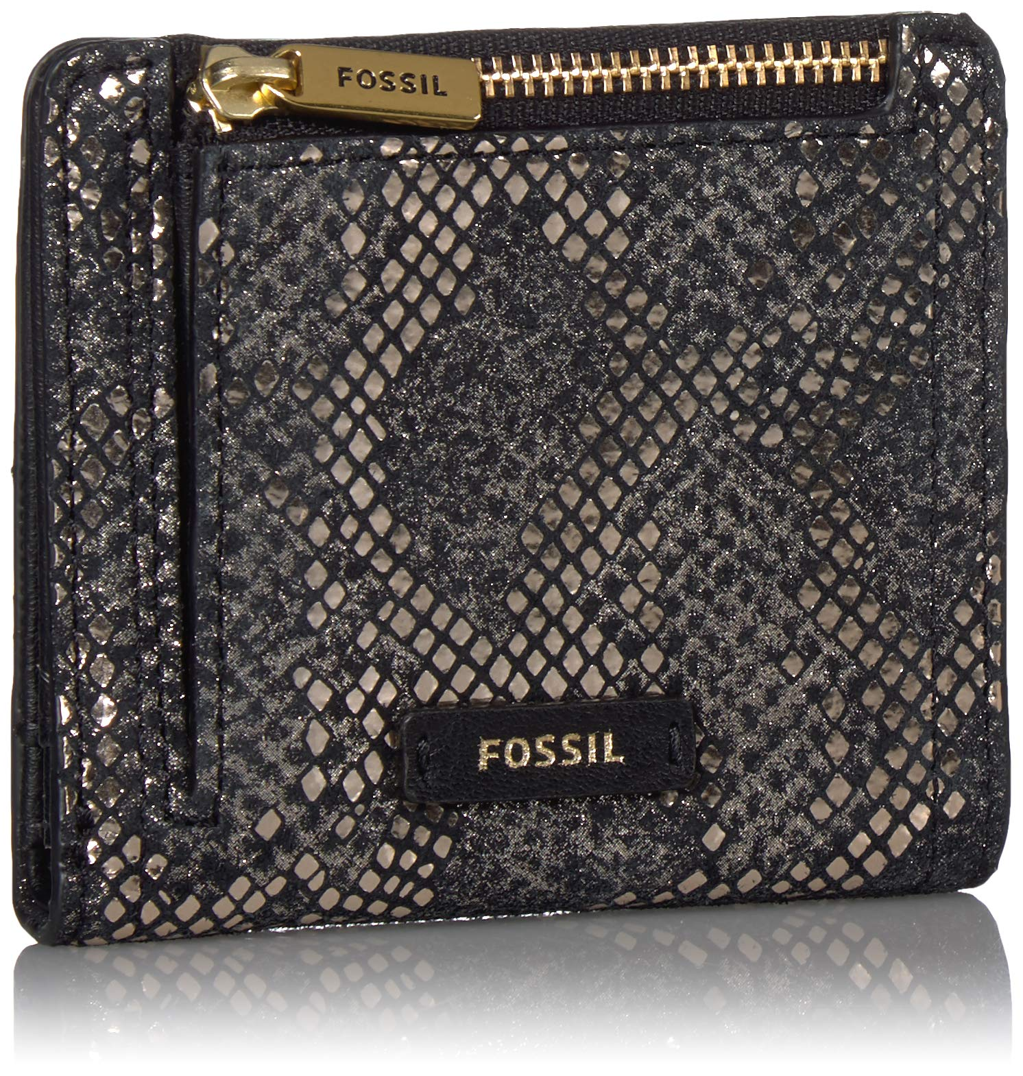Fossil Logan Leather RFID Bifold Wallet