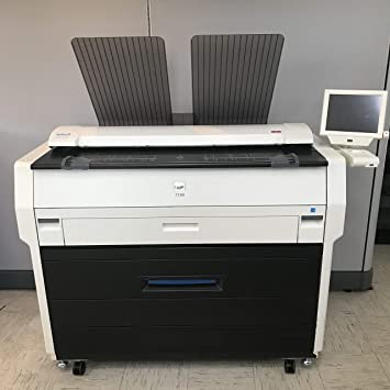 Amazon.com: Kip 7100 Wide Format B/W Impresora Copiadora con ...