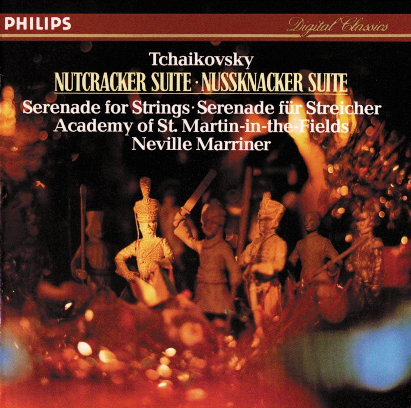 Tchaikovsky: Nutcracker Suitte, Serenade for Strings