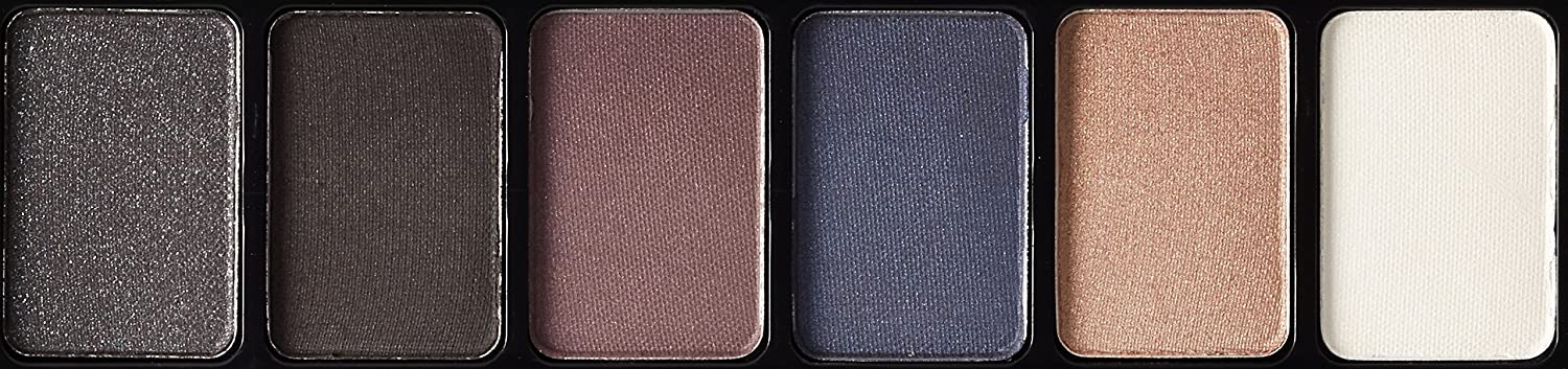 Nyx - Palette sombras de ojos the smokey fume professional makeup: Amazon.es: Belleza
