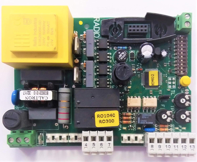 Nice ROA34 Tarjeta electrónica para central de control para ROBO: Amazon.es: Bricolaje y herramientas