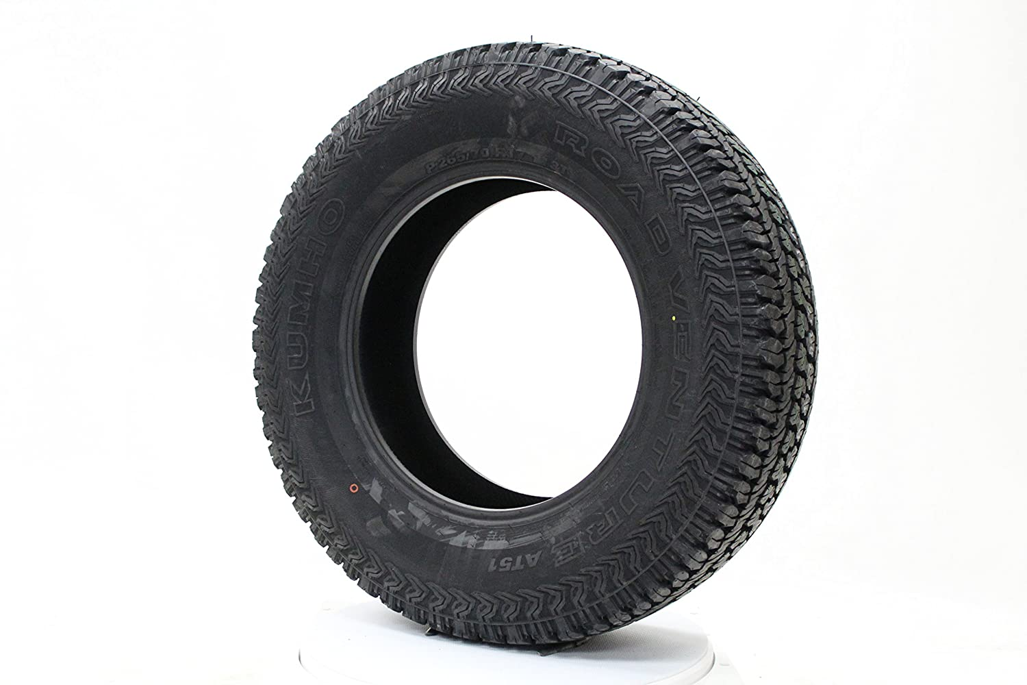 Kumho Road Venture AT51 all_ Season Radial Tire-LT275/70R17/6 114R