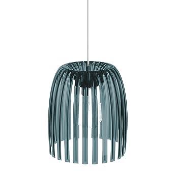 Koziol Lamp Josephine M.Koziol Josephine M Medium Hanging Lamp Transparent Anthracite