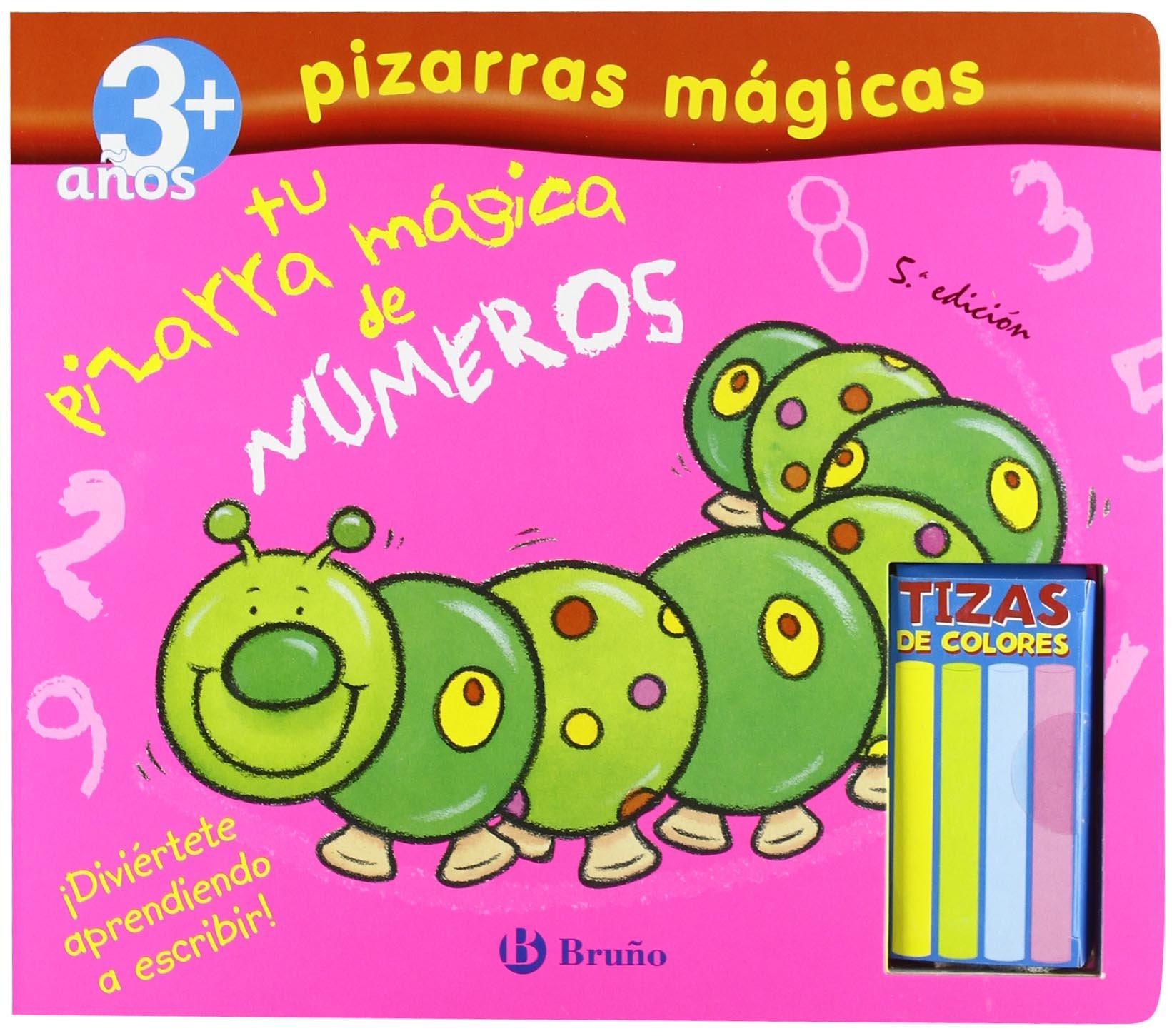 Tu pizarra magica de numeros/ Chalkboard Number (Pizarras ...