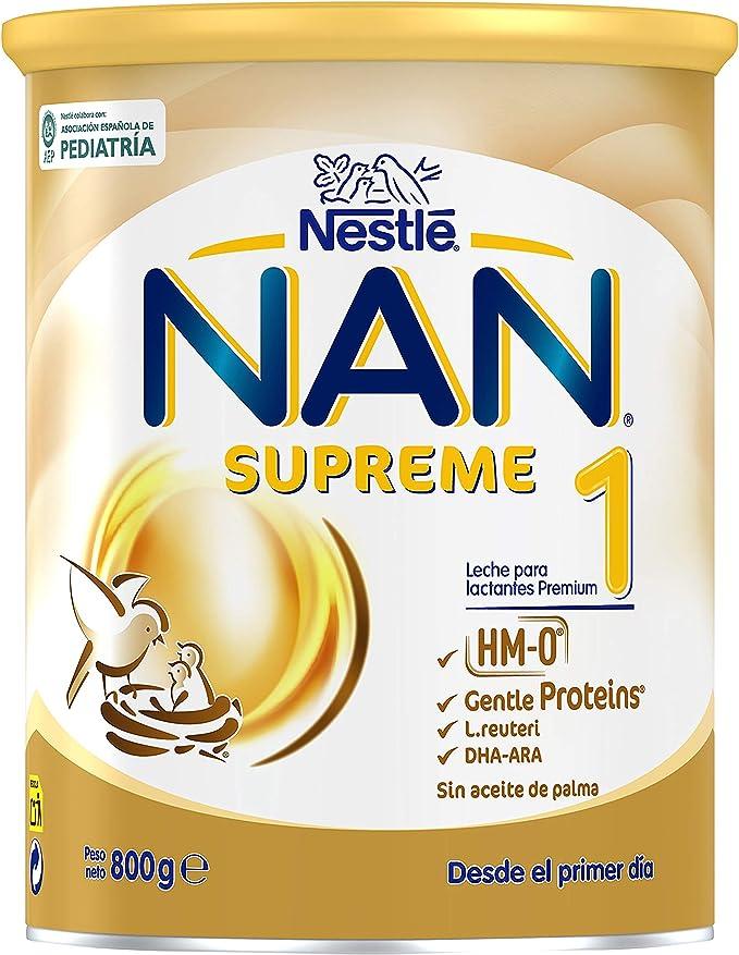 Nan Supreme 1Leche para Lactantes en Polvo Premium ...